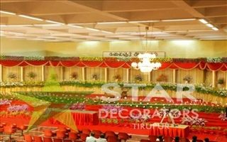 Star Wedding Decorator & Event Planner