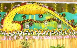 Sriganamaha event planner and wedding decors