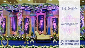 TN Desire Marriage Decoration and Event Management