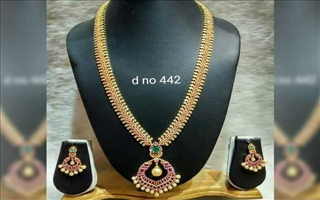 Wedding JewellerySet 63