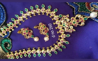 Wedding JewellerySet 57