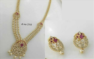 Wedding JewellerySet 56