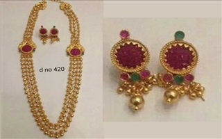 Wedding JewellerySet 65
