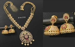 Wedding JewellerySet 54