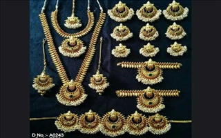 Wedding JewellerySet 74