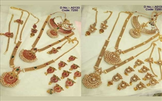 Wedding JewellerySet 69