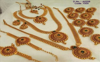 Wedding JewellerySet 66