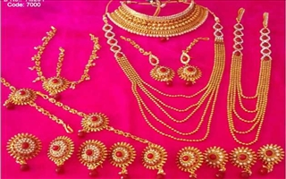 Wedding JewellerySet 73