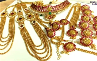 Wedding JewellerySet 70