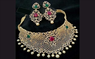 Wedding JewellerySet 87