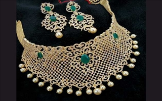 Wedding JewellerySet 84