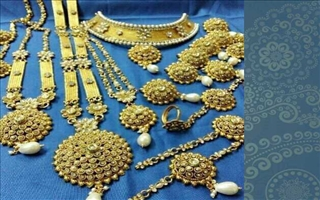Wedding JewellerySet 93