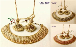 Wedding JewellerySet 99