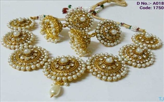 Wedding JewellerySet 100