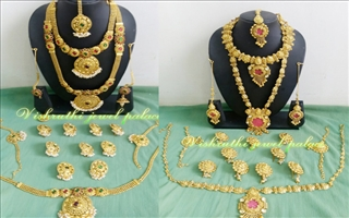 Vishruthi Jewellers Rental Vj 91