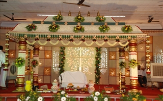 RDS Rich Flower Decorations & Sound System