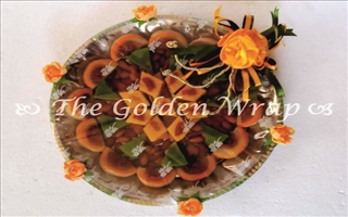 The Golden Wrap WP020