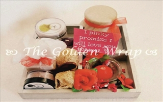 The Golden Wrap 012