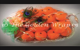 The Golden Wrap WP013
