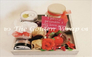 The Golden Wrap 007