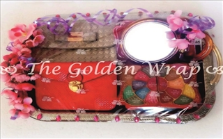 The Golden Wrap 004