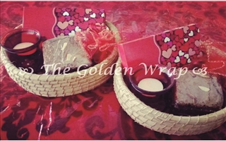 The Golden Wrap 010