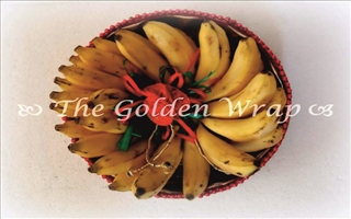 The Golden Wrap WP016