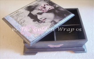 The Golden Wrap 021
