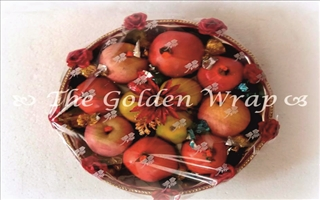 The Golden Wrap WP019