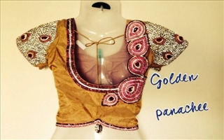 Golden Panachee Bridal Studio
