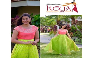 Keya Clothing Centre Gown13