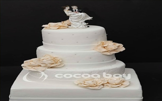 Wedding Cakes - Butter Scotch 8 KGS