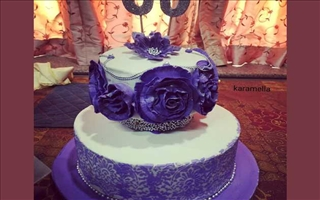 Wedding Cake Karamella 11