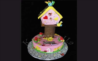 Wedding Cake Karamella 08