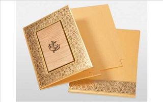 Wedding Cards Lavish8100