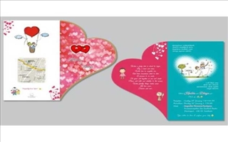Wedding Cards C28