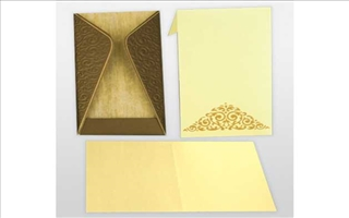 Wedding Cards Finesse5063