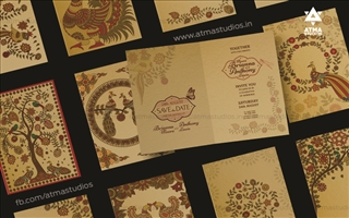 Atma Studios wedding cards 2