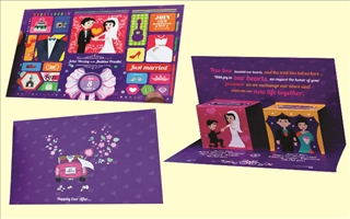 Atma Studios wedding cards 8